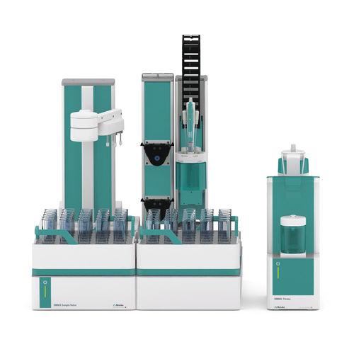 plateforme de titration automatisée - Metrohm