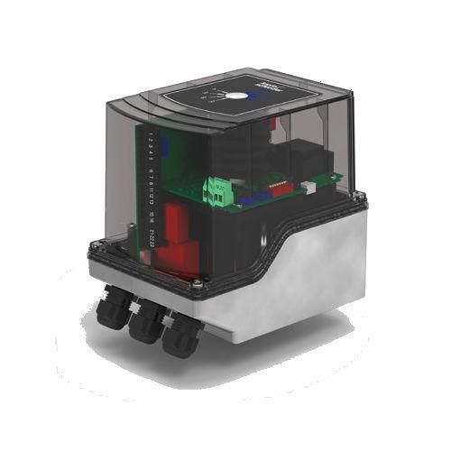 actionneur de vanne électrique / rotatif / pas à pas / pour gaz