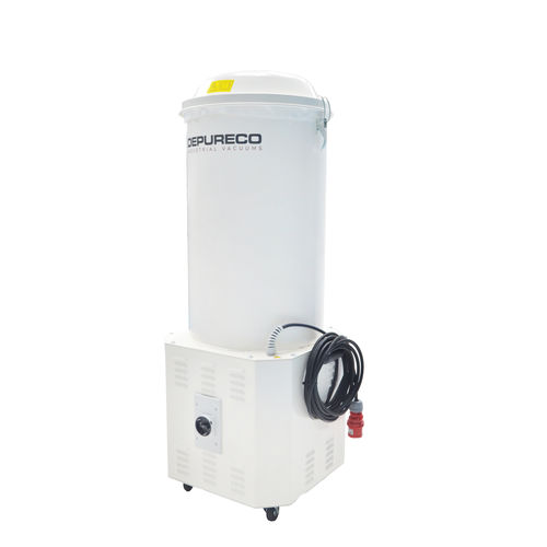 aspirateur de déchets - DEPURECO INDUSTRIAL VACUUMS SRL