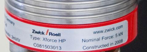 capteur de force en compression / canister / par jauge de contrainte