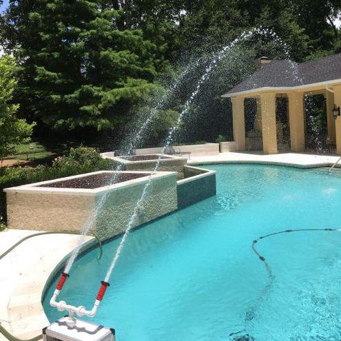 refroidisseur pour piscine - Mistcooling Inc