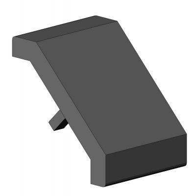 capuchon rectangulaire / en polyamide / de protection