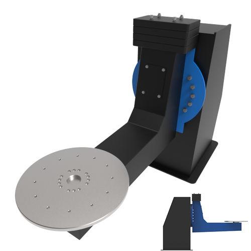 positionneur de soudage électrohydraulique