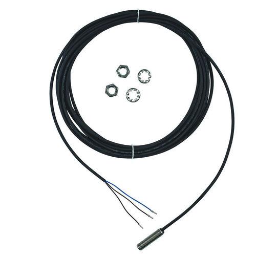 interrupteur de proximité cylindrique M8 / cylindrique lisse