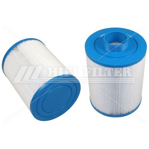 cartouche filtrante à eau / pour filtration fine / plissée / à usage général