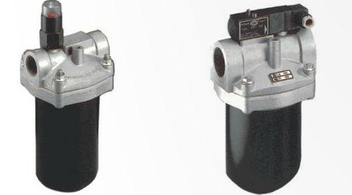 filtre hydraulique / en maille métallique / en ligne / d'aspiration