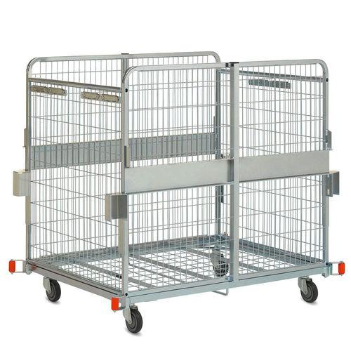 chariot de stockage