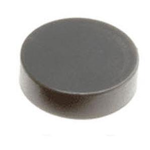 embout recouvrant non fileté / rond / en plastique / de protection