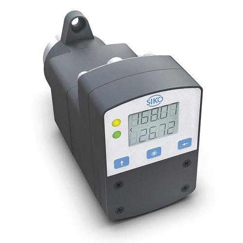 actionneur rotatif / électrique / compact / haute performance