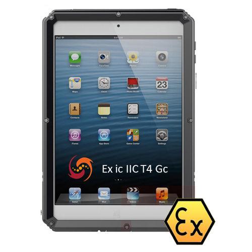 tablette Windows / antidéflagrante / ATEX / tactile