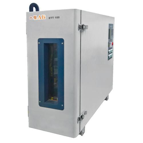 chambre d'essai de température / environnementale / pour machine d'essai de matériaux