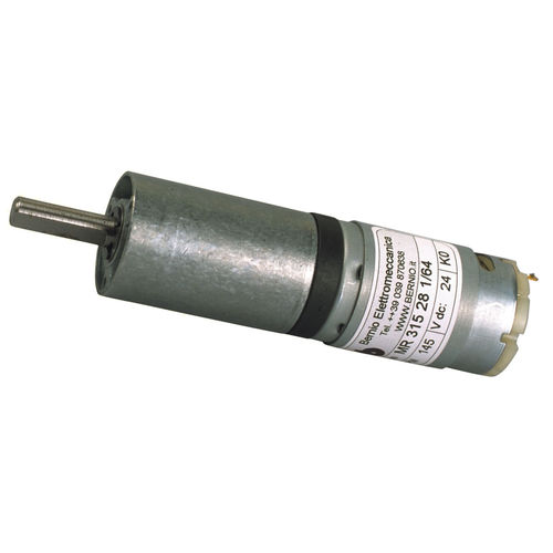 moto-réducteur DC / 24V / 12V / coaxial