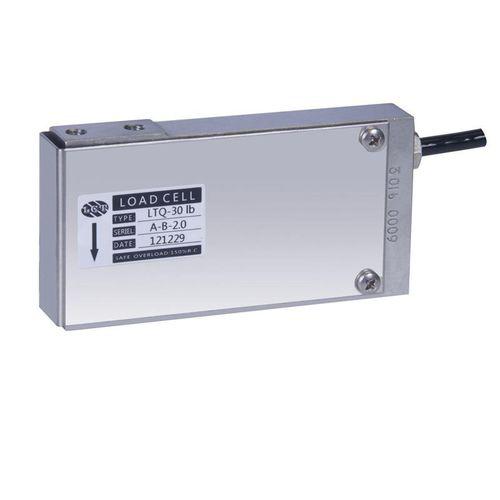 capteur de force à appui central / type poutre / en acier inoxydable / analogique