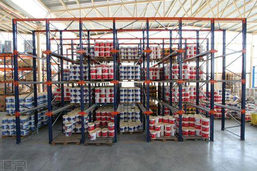 système de rack à palette - Estanterias Record S.L