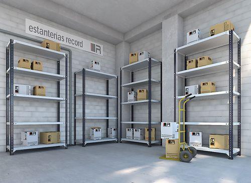 rayonnage entrepôt de stockage - Estanterias Record S.L