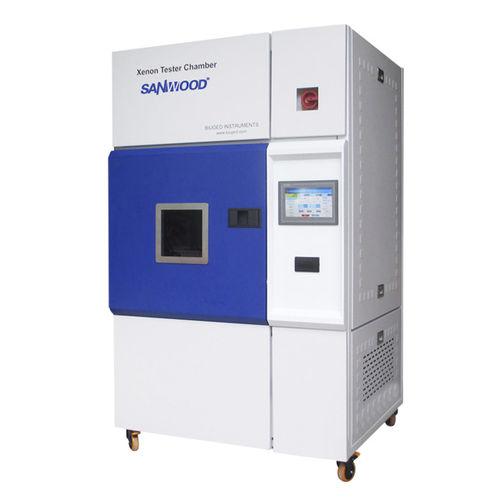chambre de test de vieillissement à la lumière UV - Sanwood Technology