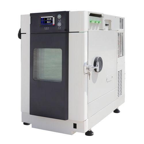 chambre d'essai de température / d'humidité et température / en inox / d'établi
