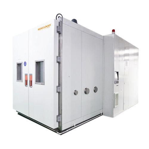 chambre d'essai d'humidité et température / walk-in / à basse température