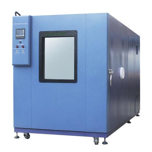 chambre d'essai environnementale / d'humidité et température / en alternance / constant
