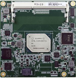 computer-on-module COM Express - DFI