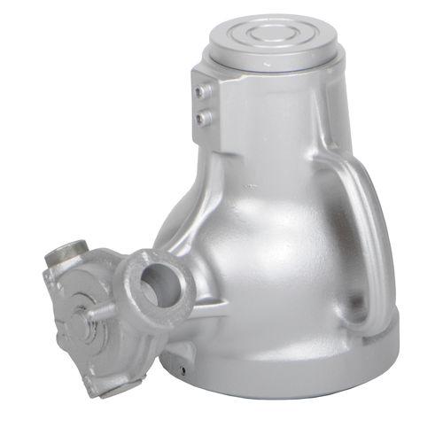 cric bouteille / mécanique / en aluminium / pour charges lourdes