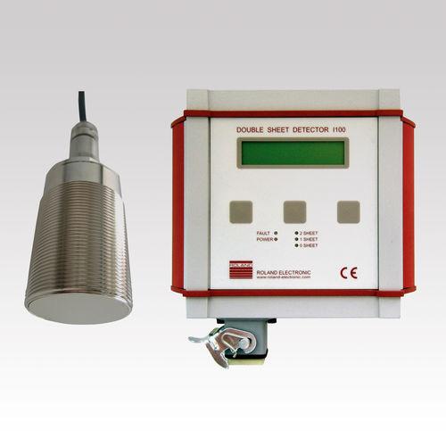 détecteur d'un seul coté / compact / de double tôle