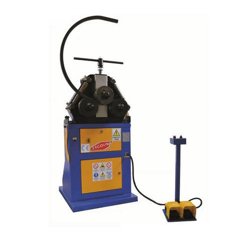 cintreuse électrohydraulique / de tubes / numérique / horizontale