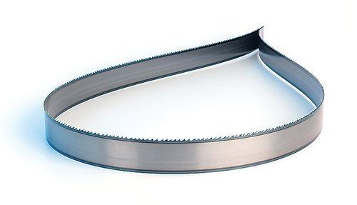 lame de scie à ruban / en acier / pour acier / pour bois