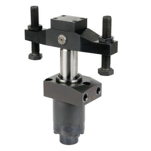 bride de serrage hydraulique / pivotante / double effet