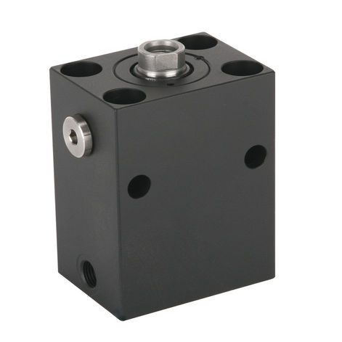vérin hydraulique / à simple effet / de bloc