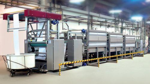 machine de nettoyage à solvant