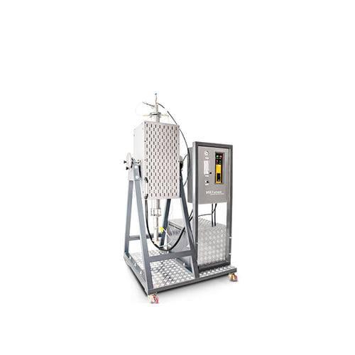 four de traitement thermique / d'analyse / de durcissement / de type armoire