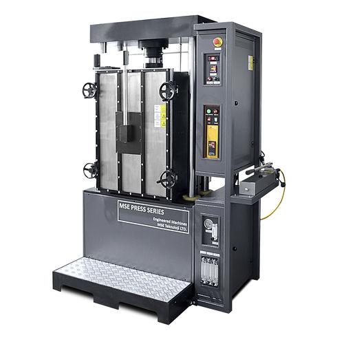 presse électrohydraulique / à commande manuelle / de formage / d'assemblage
