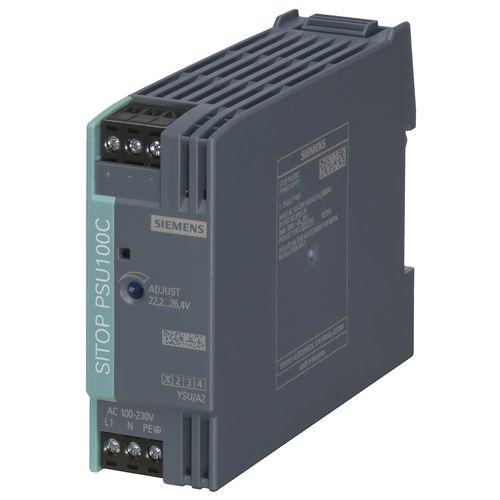 alimentation électrique AC/DC / stabilisée / sur rail DIN / monophasée