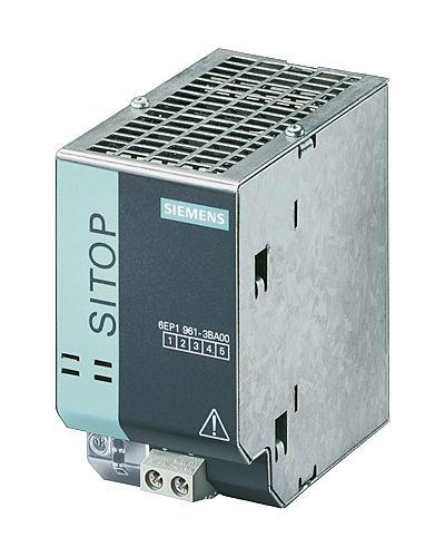 module tampon pour alimentation électrique DC sur rail DIN