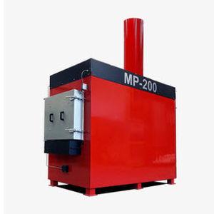 incinérateur pour déchets - Addfield Environmental Systems Limited