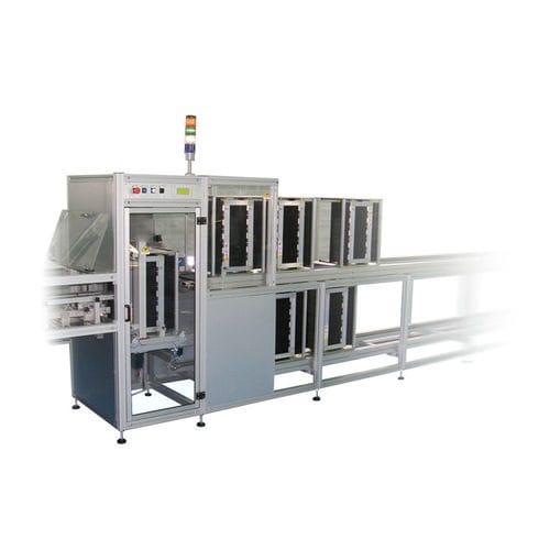 système de chargement et déchargement pour circuit imprimé
