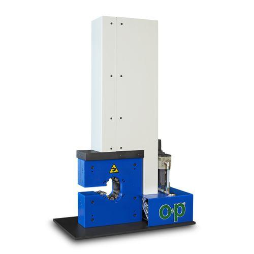 machine de sertissage de tuyau flexible / automatique / pneumatique / portative