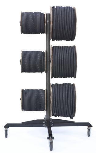 rayonnage d'atelier / pour tuyaux / mobile