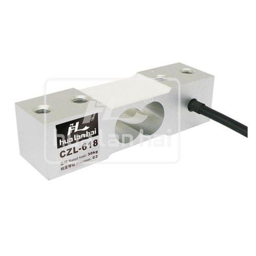 capteur de force à appui central / type poutre / alliage d'aluminium / de pesage