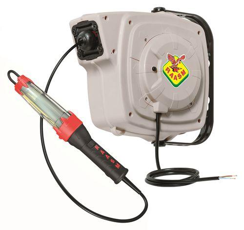 enrouleur de câble électrique - RAASM SpA