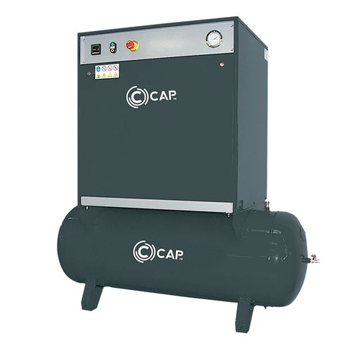 compresseur d'air / stationnaire / électrique / à piston