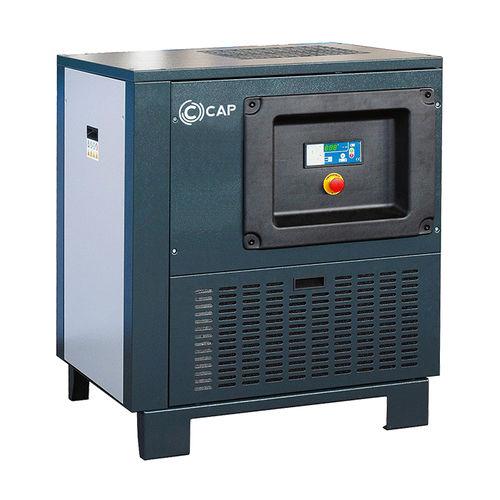 compresseur d'air / stationnaire / électrique / à vis
