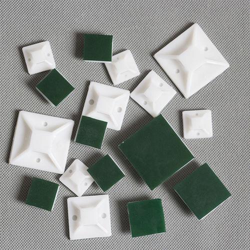 embase pour collier de serrage en plastique