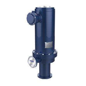 pompe à eau / électrique / à rotor gainé / industrielle