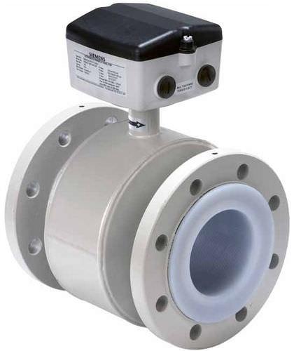 débitmètre électromagnétique / pour eau / à bride