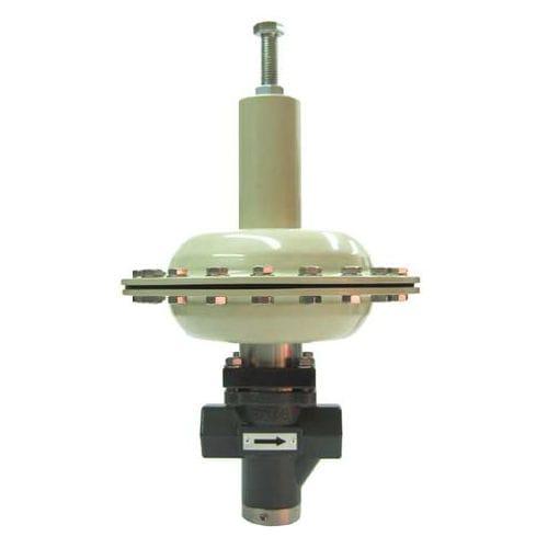 vanne de réduction de pression / à membrane / pour l'eau / pour gaz