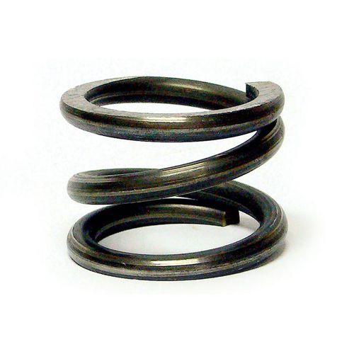ressort de traction / à fil rond / cylindrique / en métal