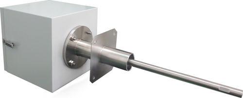 sonde de prélèvement de gaz / de gaz de combustion / pour applications haute température / pour applications haute pression