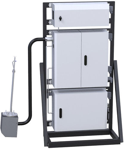 moniteur de poussière / de gaz / optique / laser
